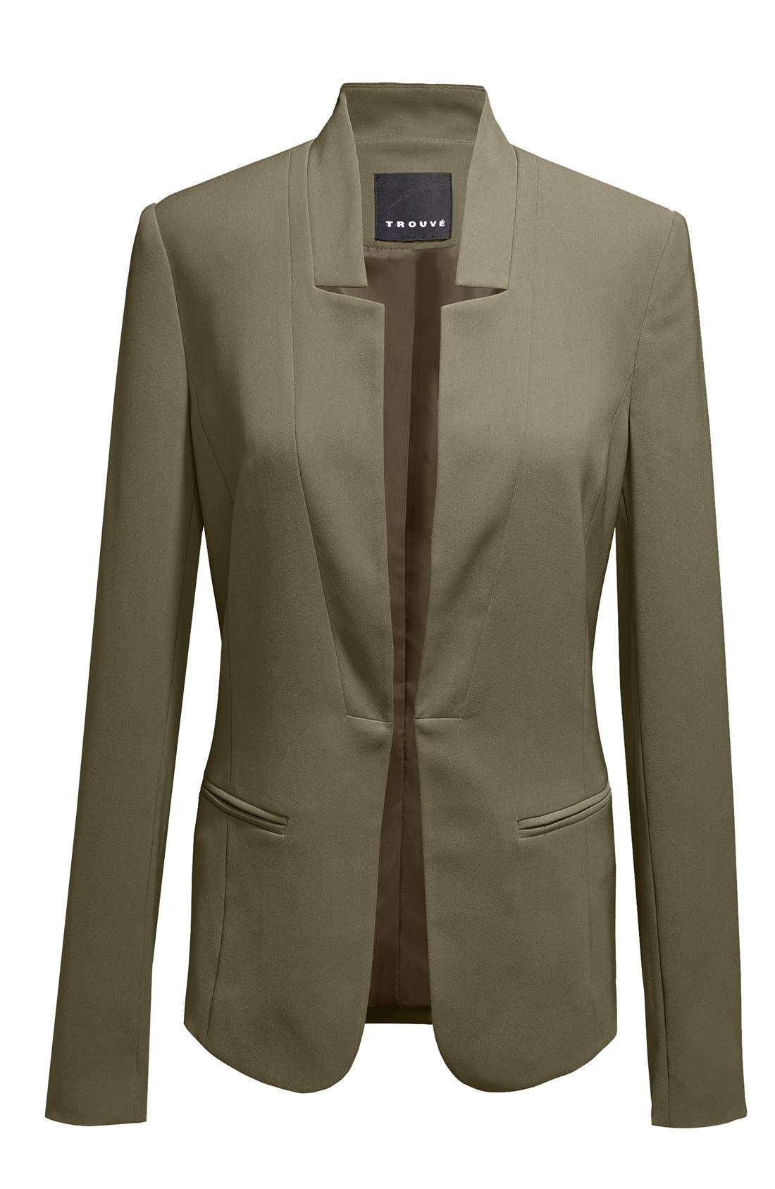 Alternate Image 2  - Trouvé Blazer, Shirt & Pants
