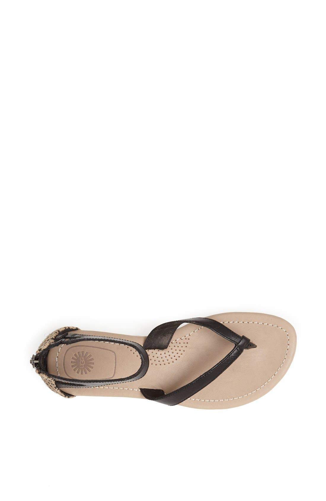 Alternate Image 3  - UGG® Australia 'Tarra' Sandal