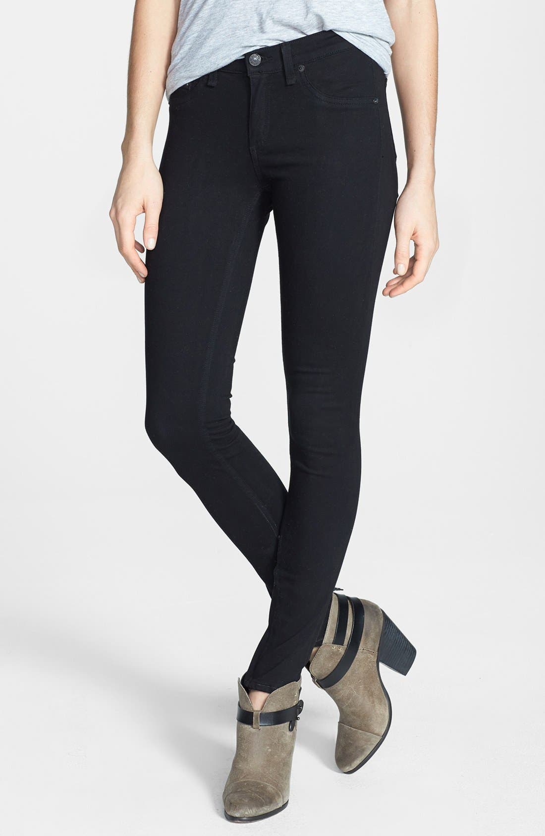 rag & bone/JEAN Plush Twill Leggings