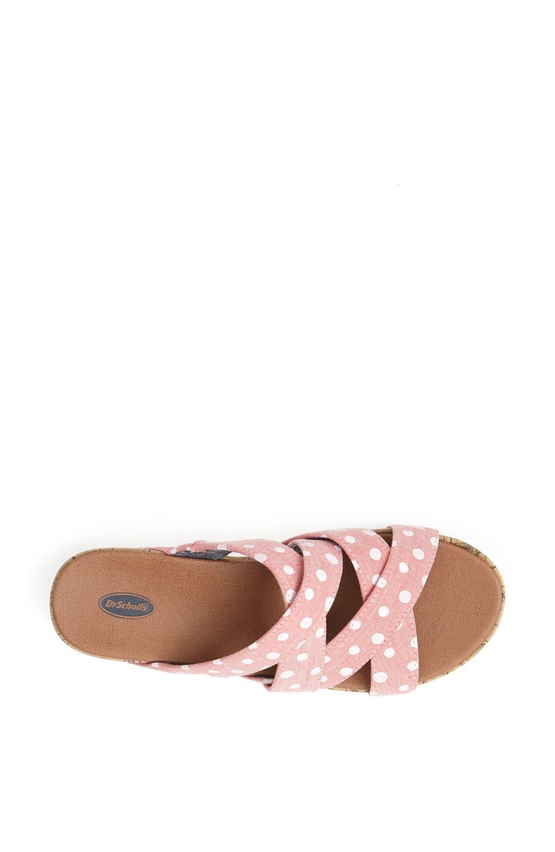 Alternate Image 3  - Dr. Scholl's 'Freshen' Sandal