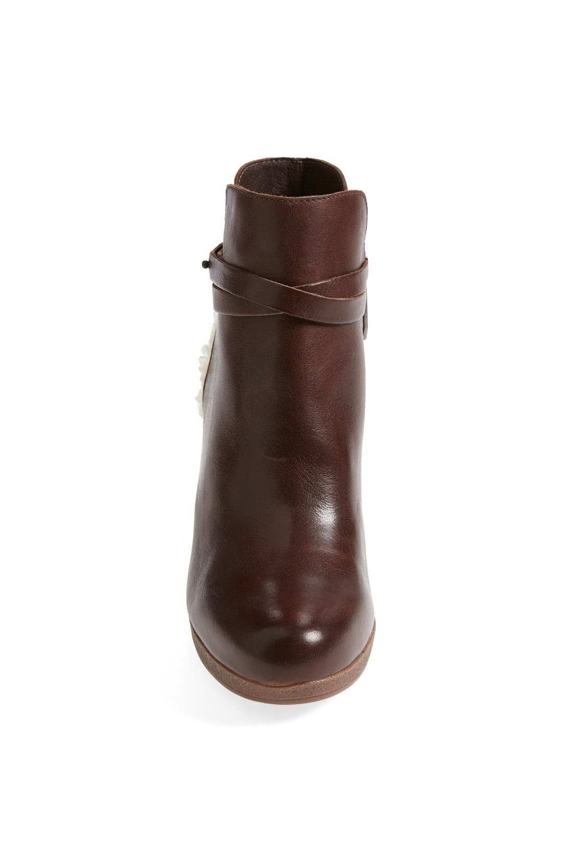 Alternate Image 3  - UGG® Australia 'Alexandra' Water Resistant Wedge Bootie (Women)
