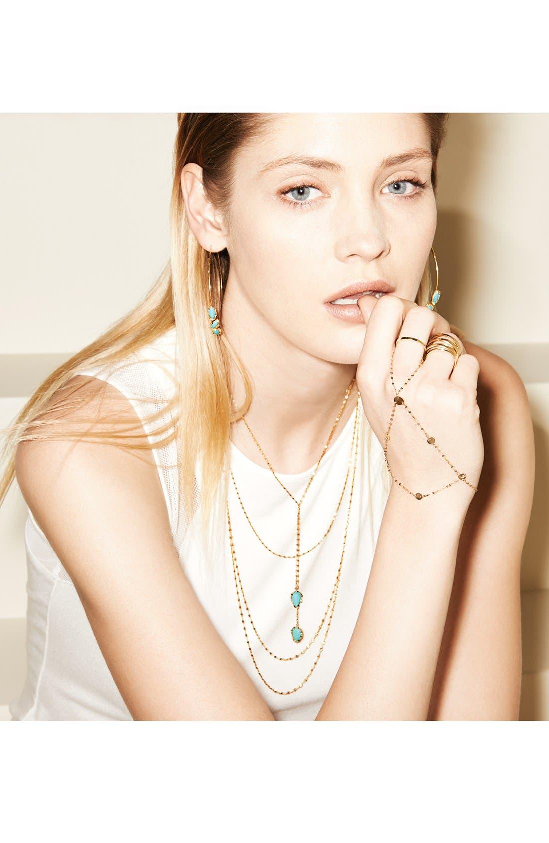 Alternate Image 3  - Lana Jewelry 'Blush' Lariat Necklace