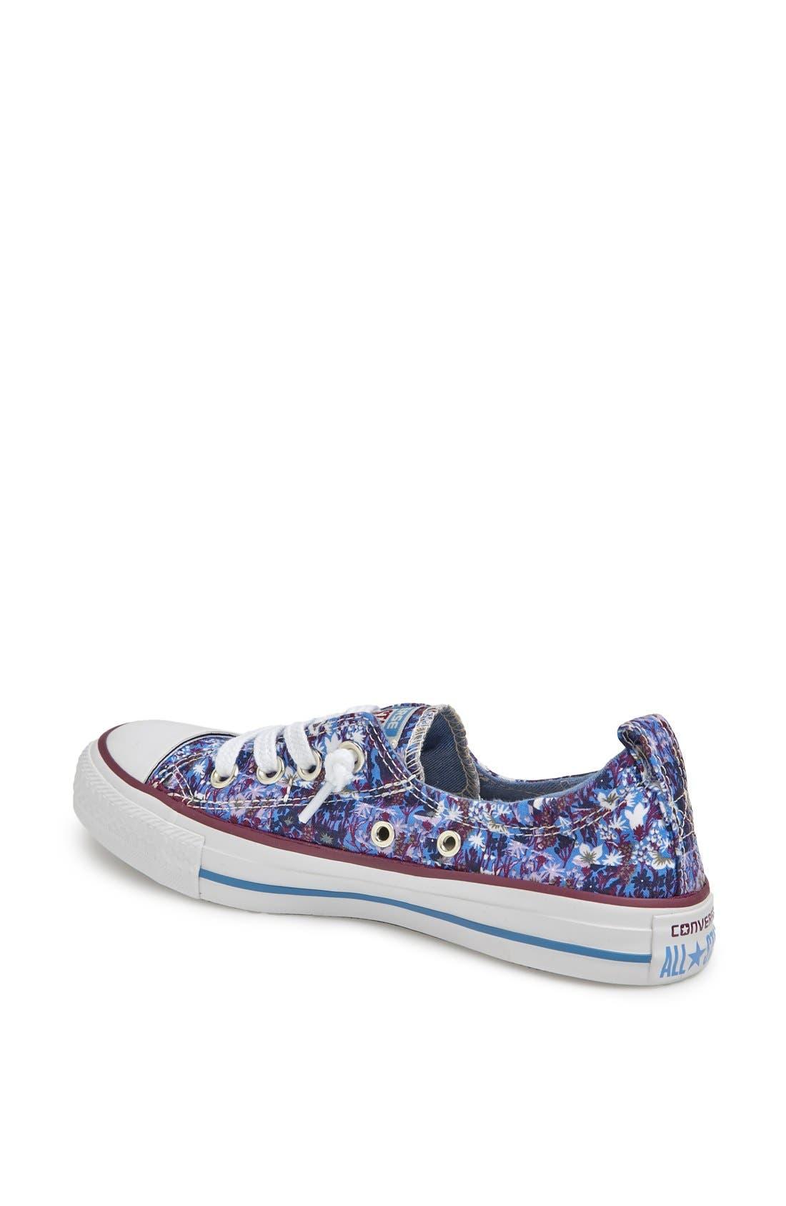 Alternate Image 2  - Converse Chuck Taylor® 'Shoreline' Flower Print Sneaker (Women)