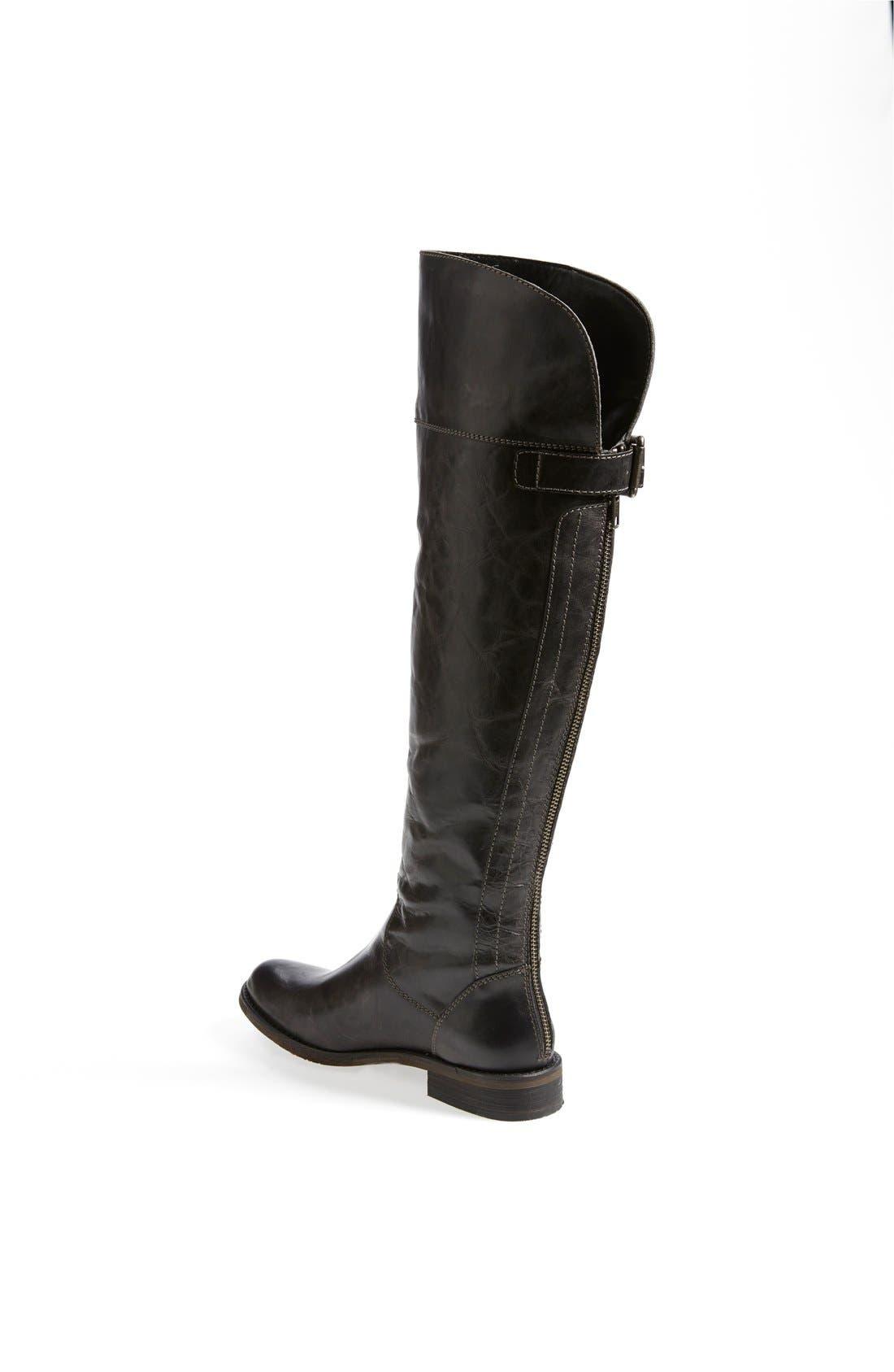 Alternate Image 2  - Hinge 'Sannibel' Leather Over the Knee Boot (Women)