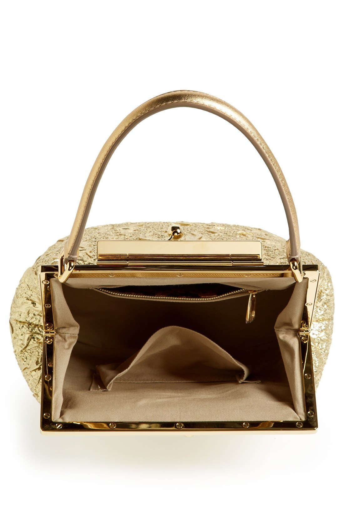 Alternate Image 3  - Dolce&Gabbana Brocade Handbag