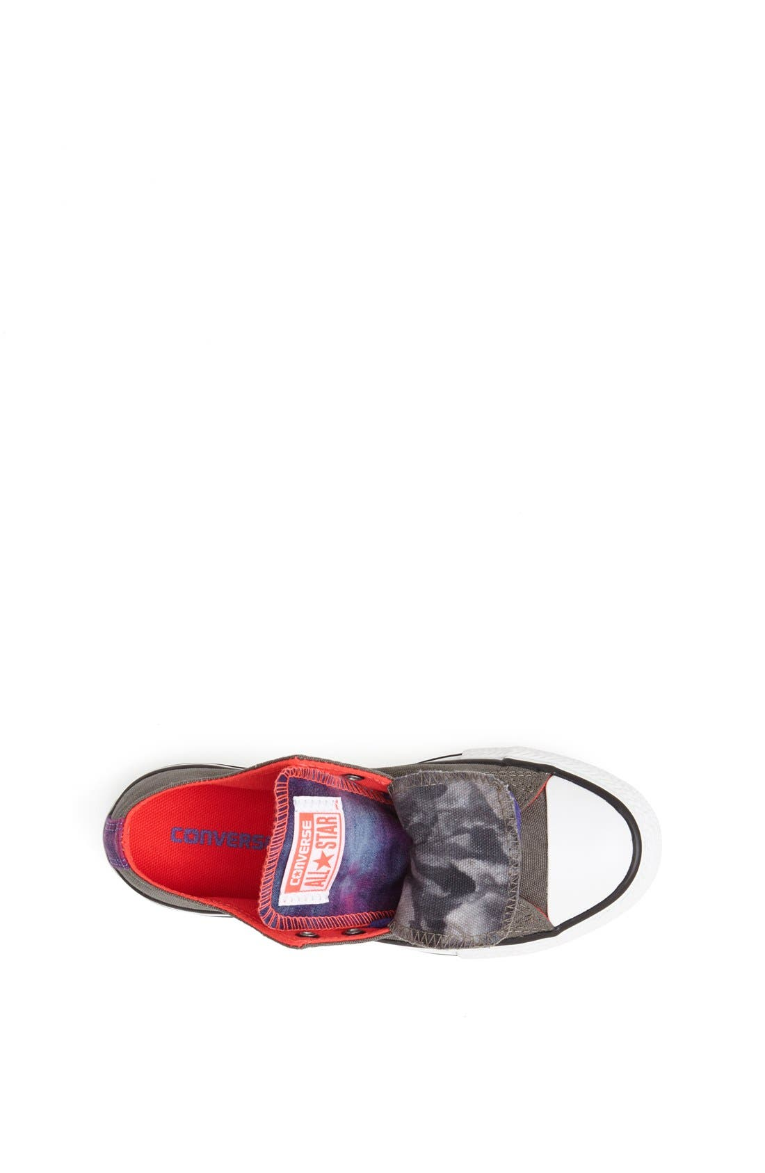 Alternate Image 2  - Converse Chuck Taylor® Double Zip Sneaker (Toddler, Little Kid & Big Kid)