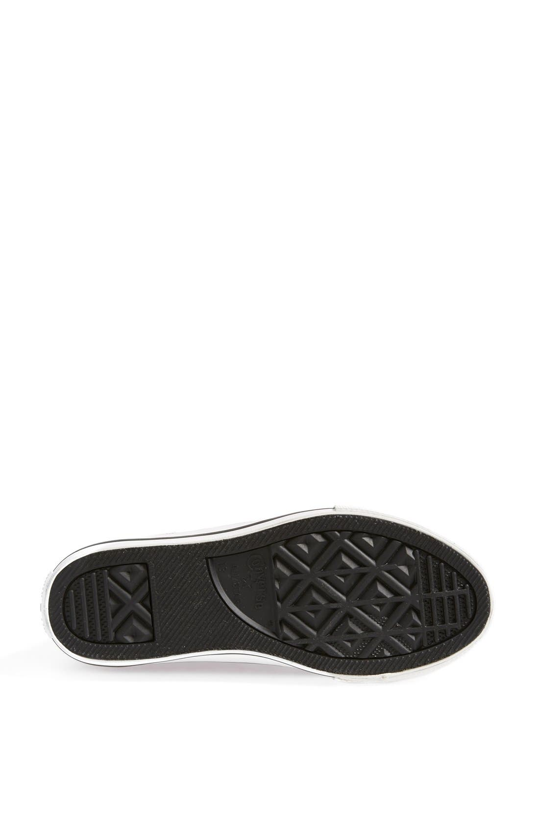 Alternate Image 4  - Converse Chuck Taylor® All Star® 'Sparkle Wash Boltz' High Top Sneaker (Toddler, Little Kid & Big Kid)