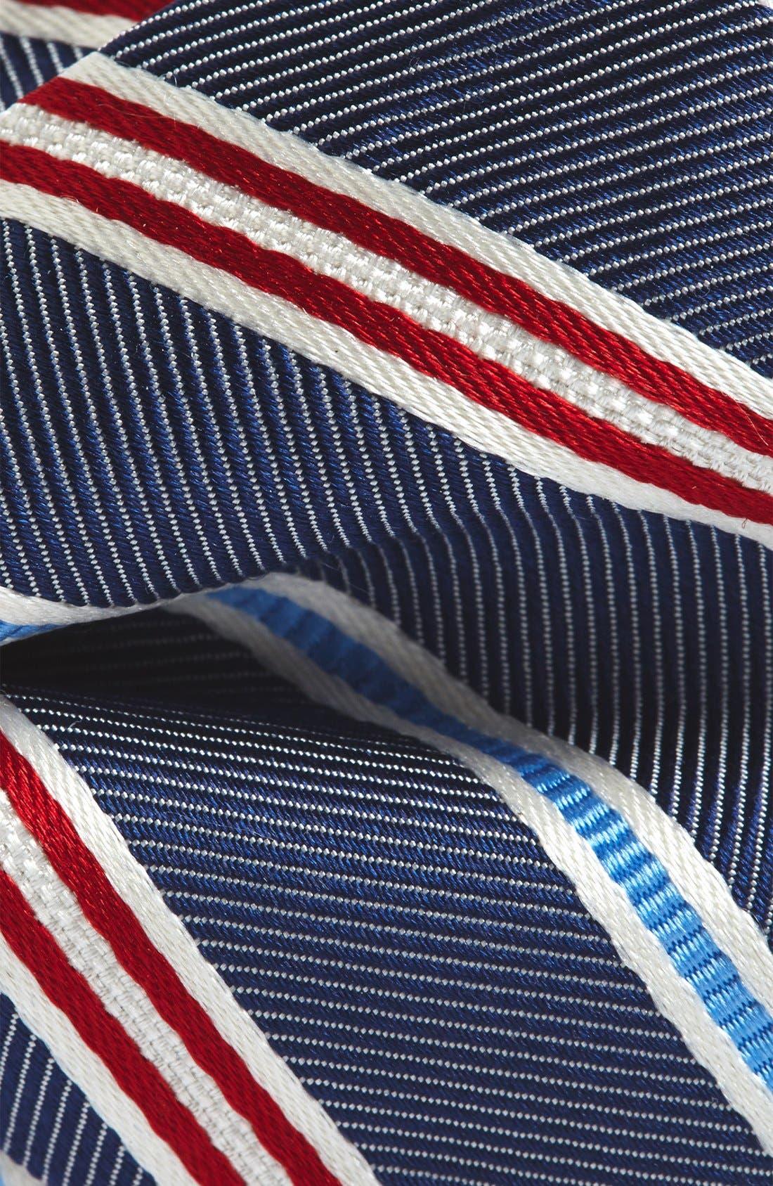 Alternate Image 2  - Nordstrom Silk Bow Tie (Big Boys)