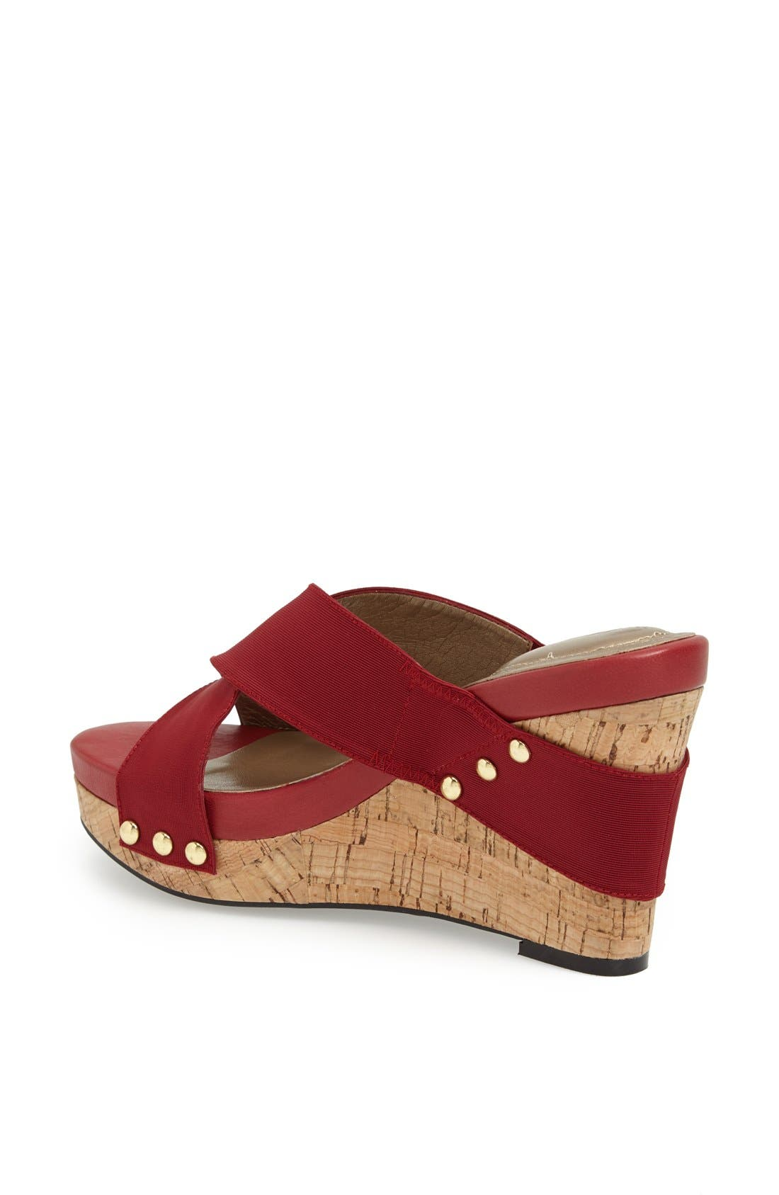 Alternate Image 2  - Me Too 'Jessie' Wedge Sandal