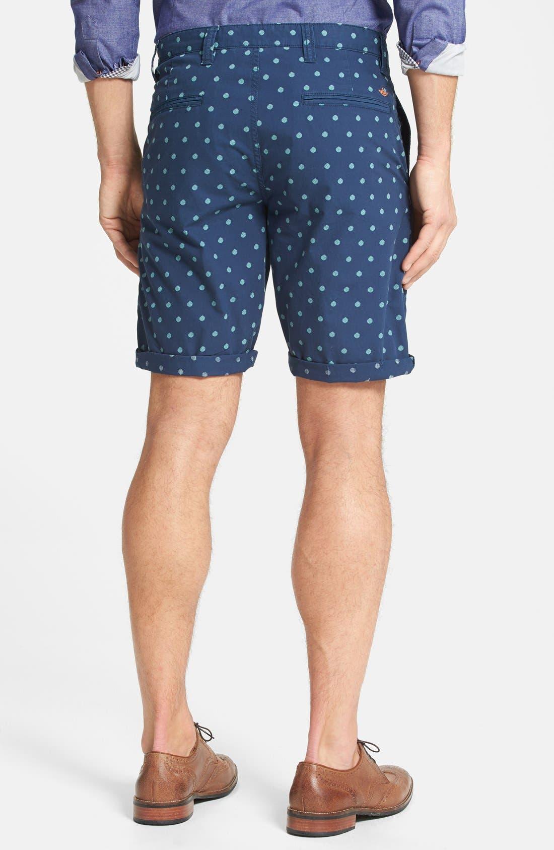 Alternate Image 2  - Dockers® 'Tie Knot' Print Shorts