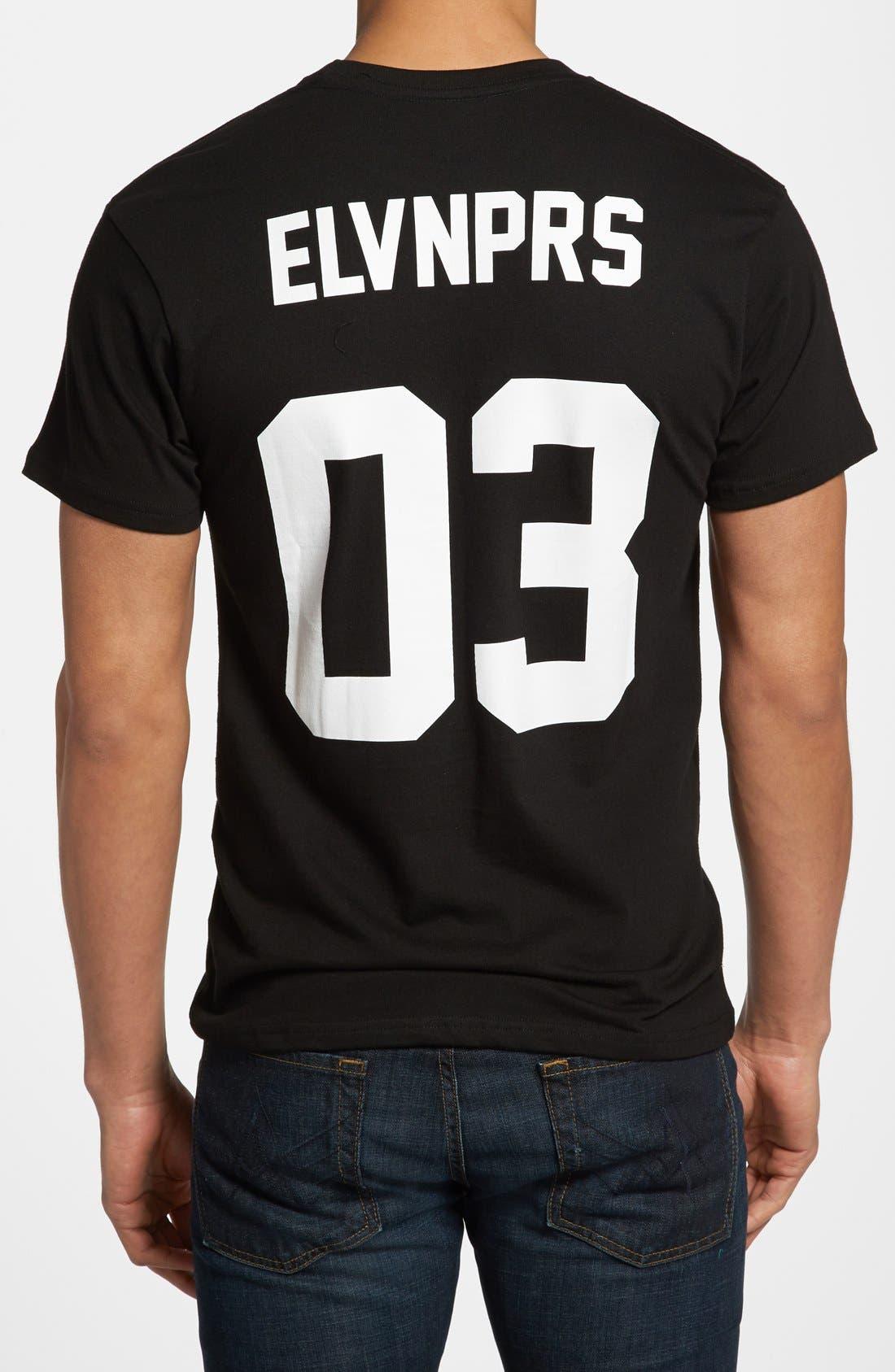 Alternate Image 1 Selected - ELEVENPARIS 'Helvo' T-Shirt