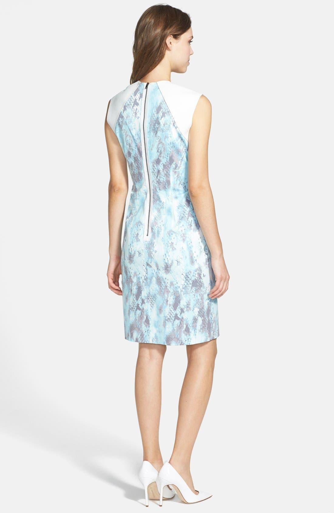 Alternate Image 2  - T Tahari 'Moxie' Dress