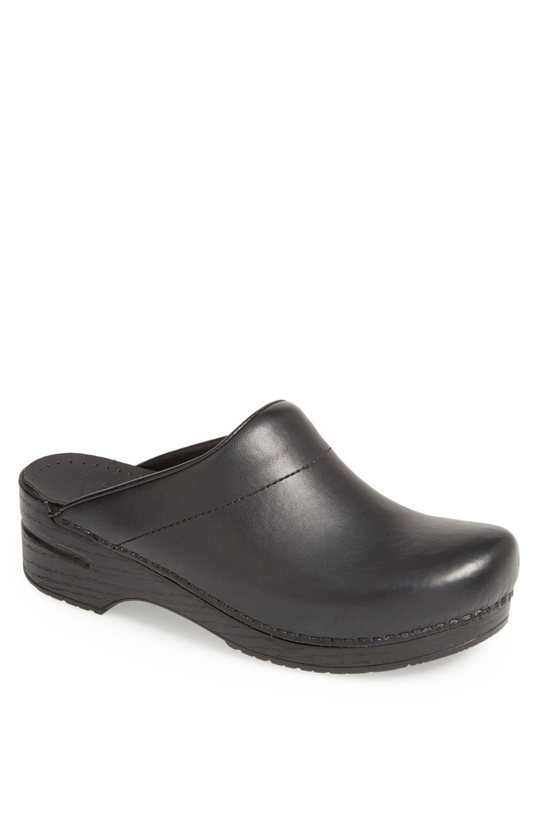 'Karl' Slip-On,                             Main thumbnail 1, color,                             Black Box