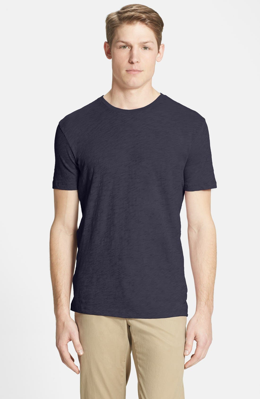 Main Image - Vince Slubbed Cotton T-Shirt