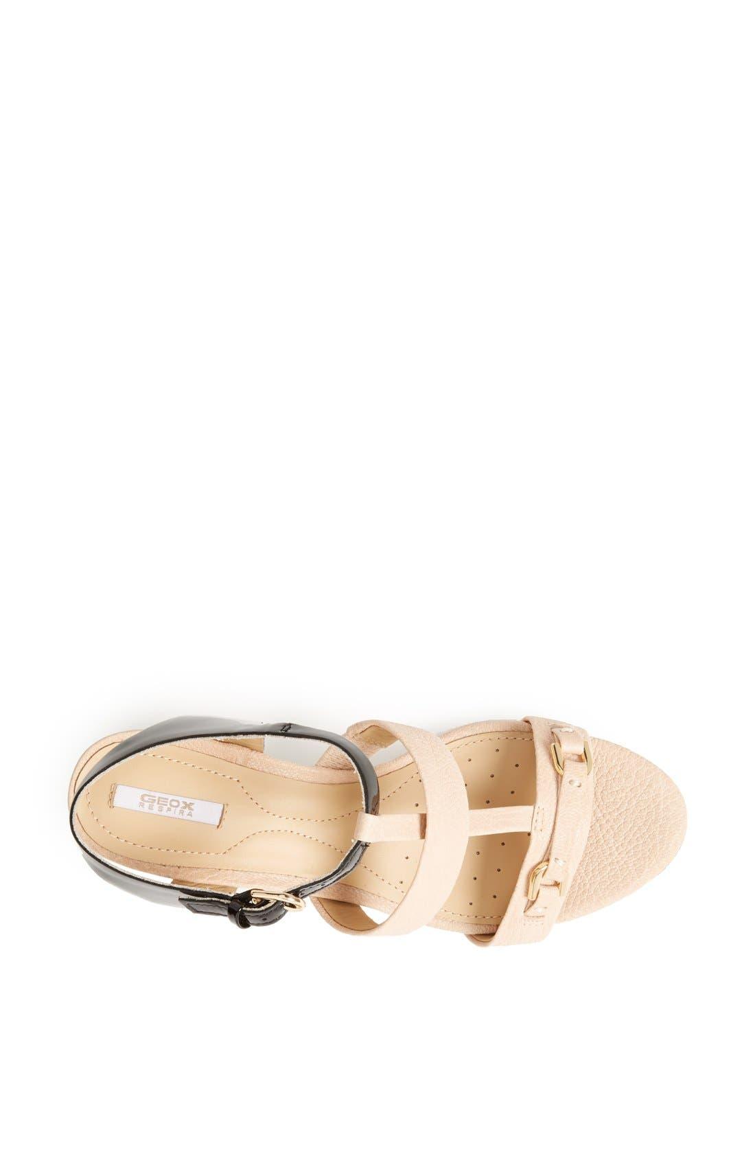 Alternate Image 3  - Geox 'Lupe' Leather Sandal