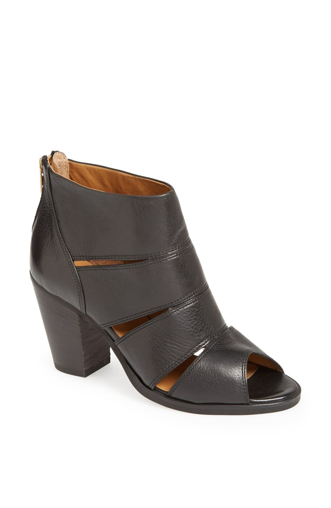 Alternate Image 1 Selected - Carvela Kurt Geiger 'Kiwi' Open Toe Bootie