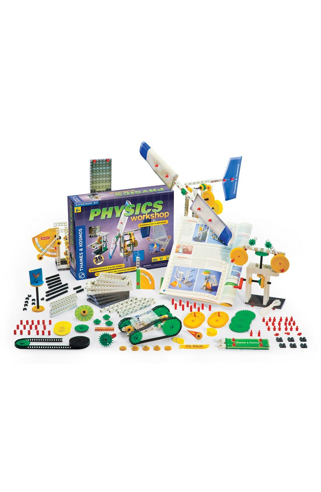 Main Image - Thames & Kosmos 'Physics Workshop' Experiment Kit