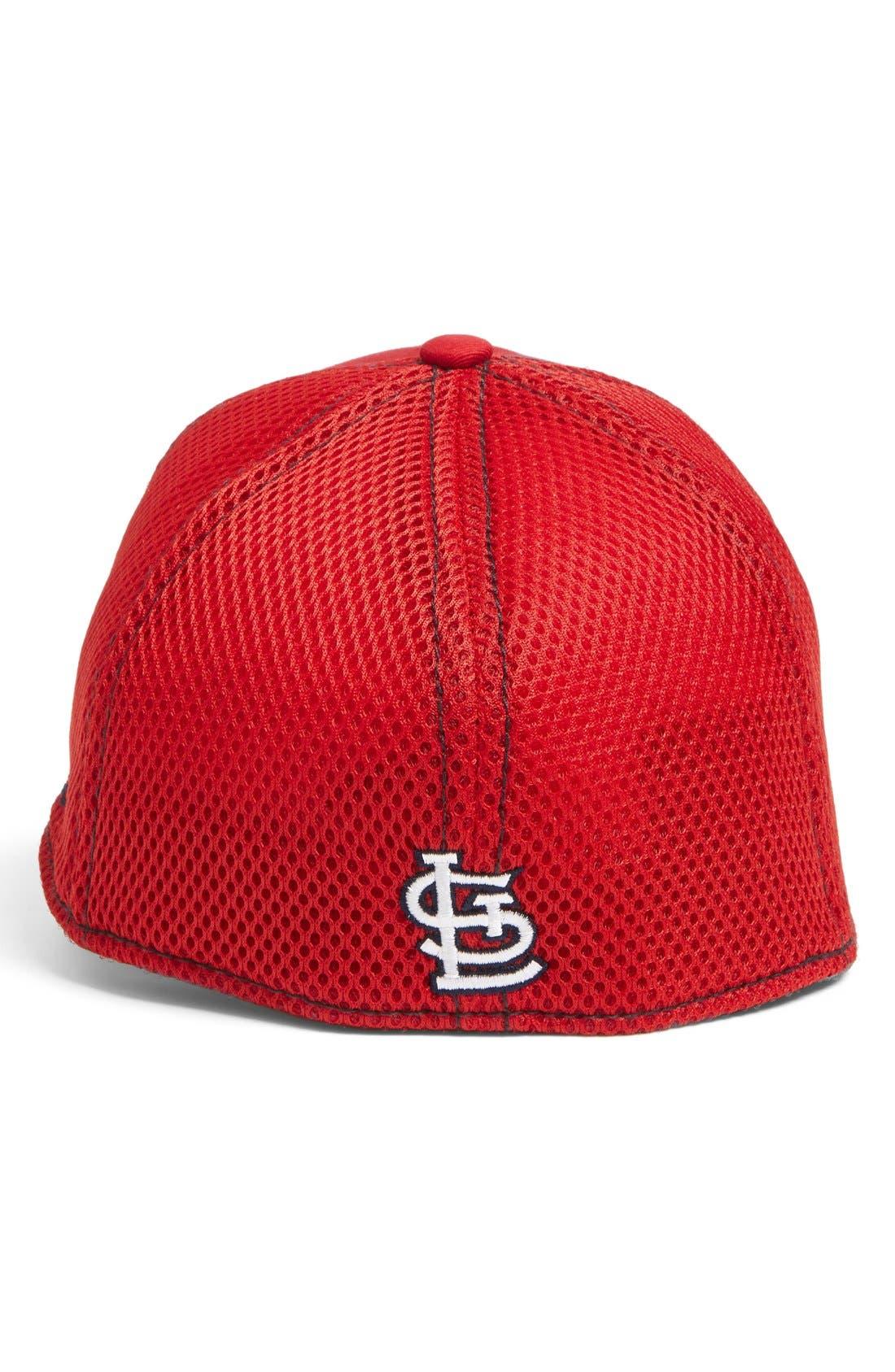 Alternate Image 2  - New Era Cap '2Tone Neo - St. Louis Cardinals' Baseball Cap