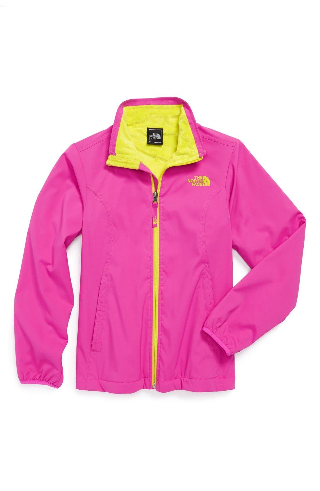 Main Image - The North Face 'Mossbud' Jacket (Big Girls)