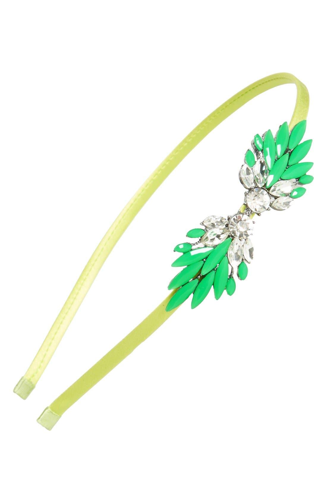 Main Image - Cara 'Carnival Wings' Headband