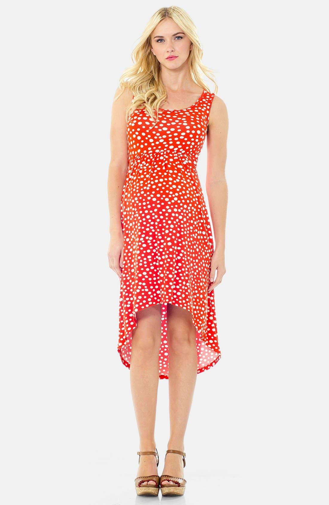 Alternate Image 1 Selected - MATERNITY DRESS