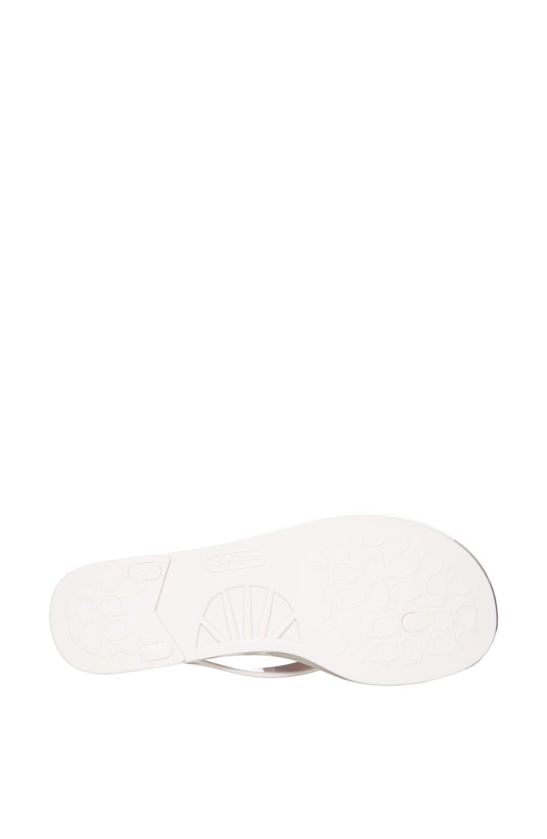 Alternate Image 4  - COACH 'Landon' Flip Flop