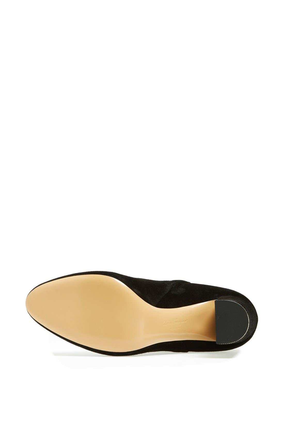 Alternate Image 4  - Salvatore Ferragamo 'Negus' Ankle Boot