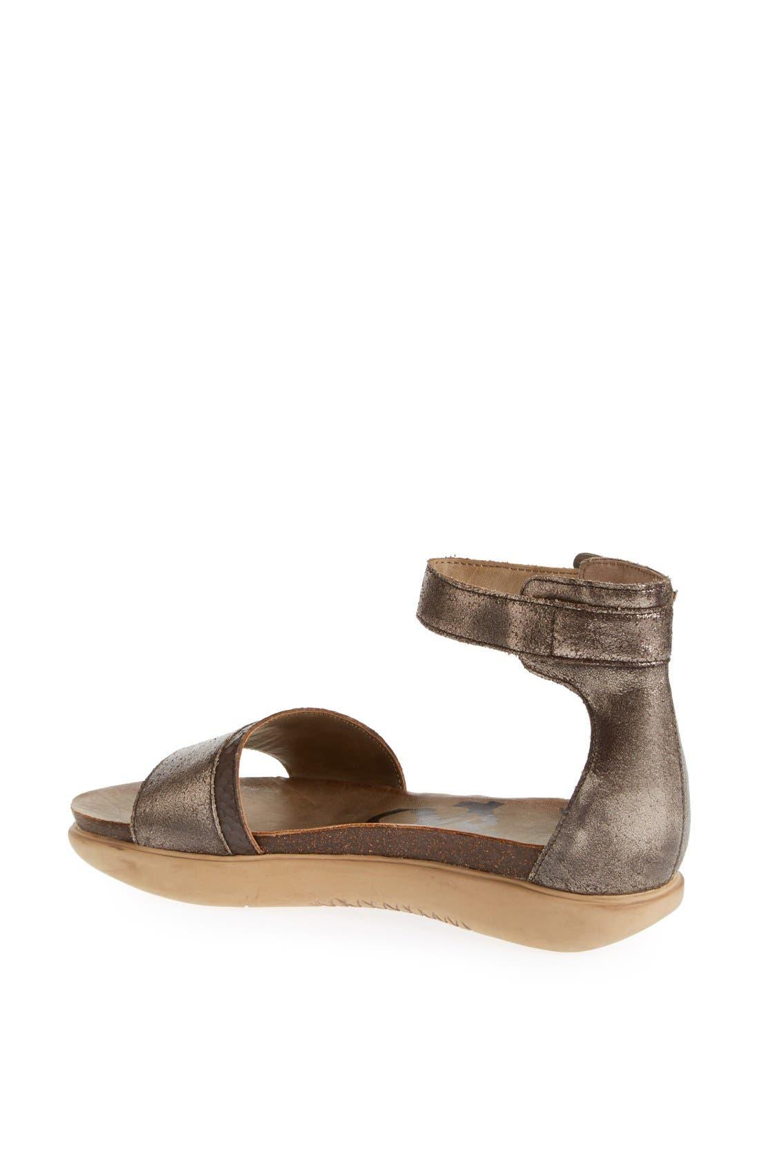 Alternate Image 2  - OTBT 'Martha' Ankle Strap Sandal (Women)