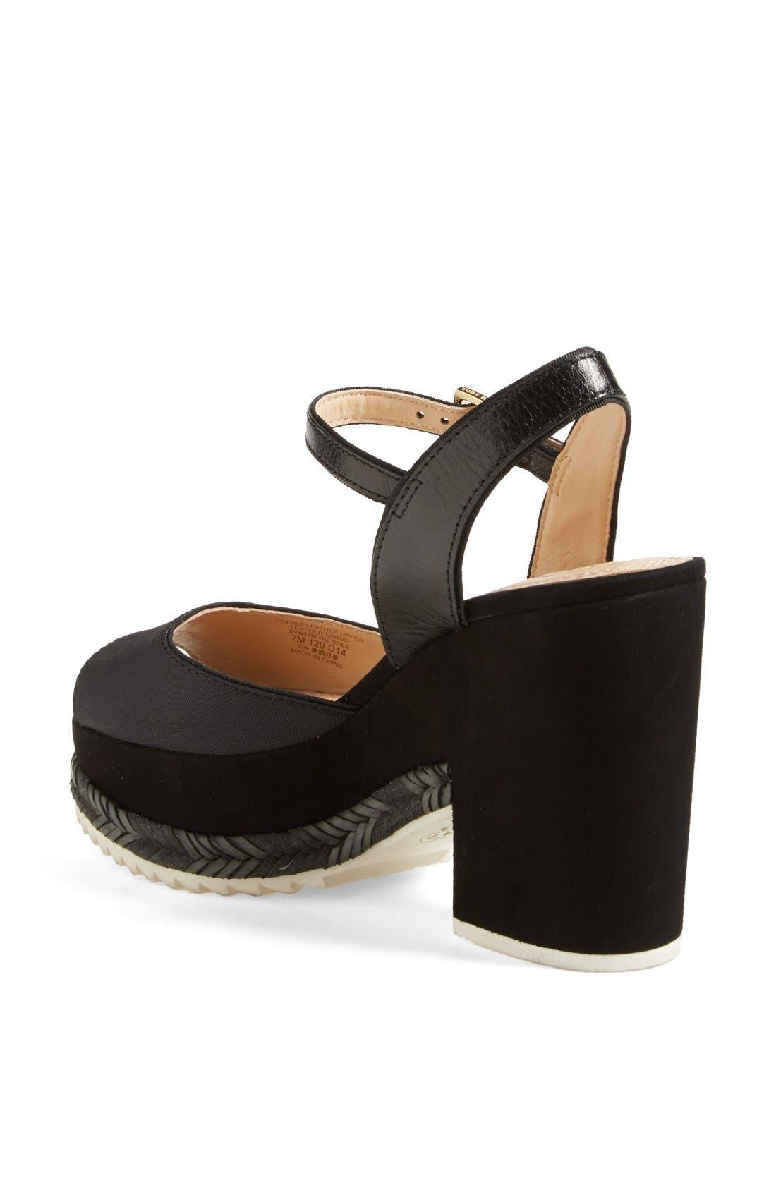 Alternate Image 2  - Tory Burch 'Brie' Platform Sandal