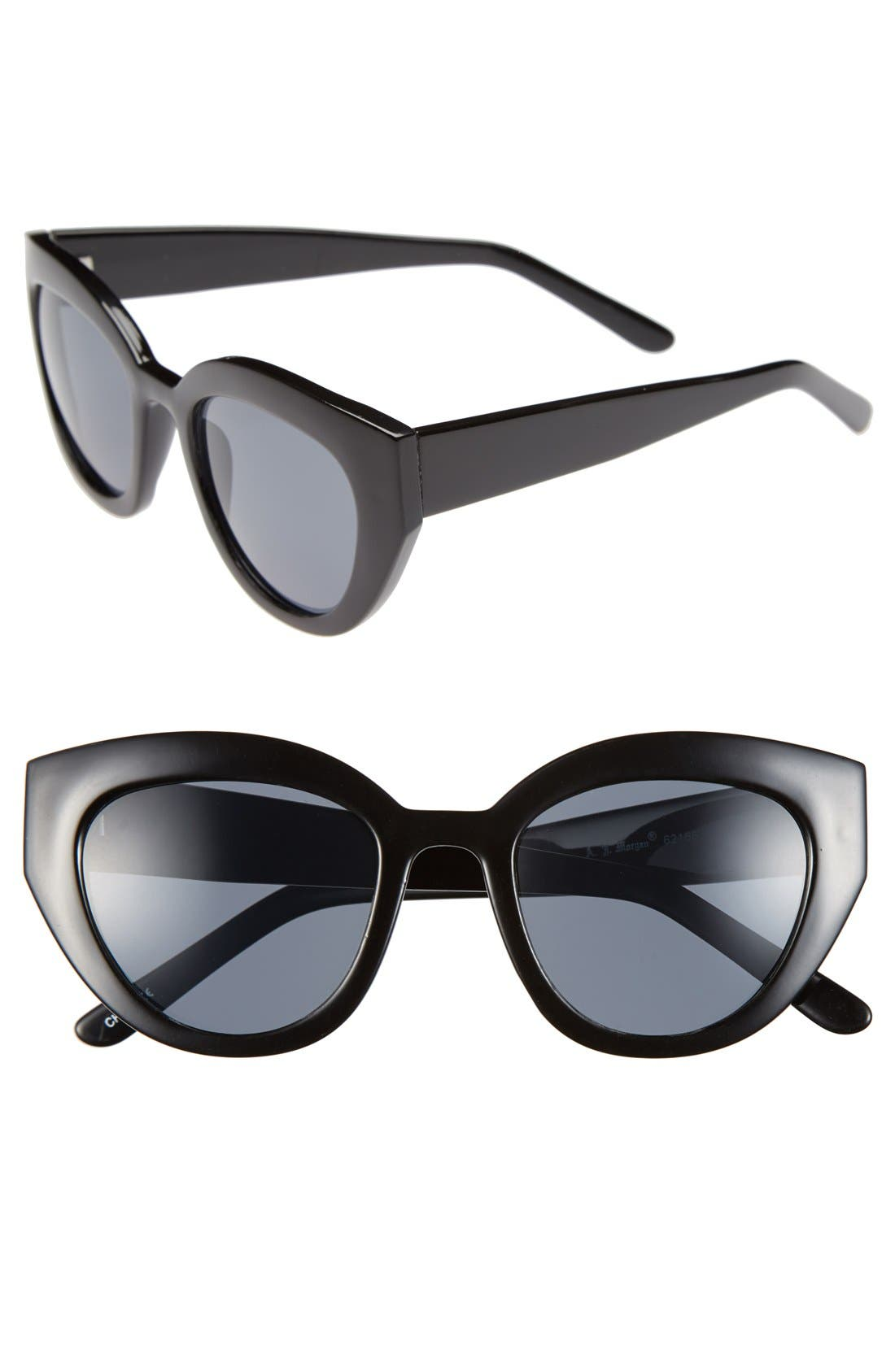 Alternate Image 1 Selected - A.J. Morgan 'Maybe' 47mm Sunglasses