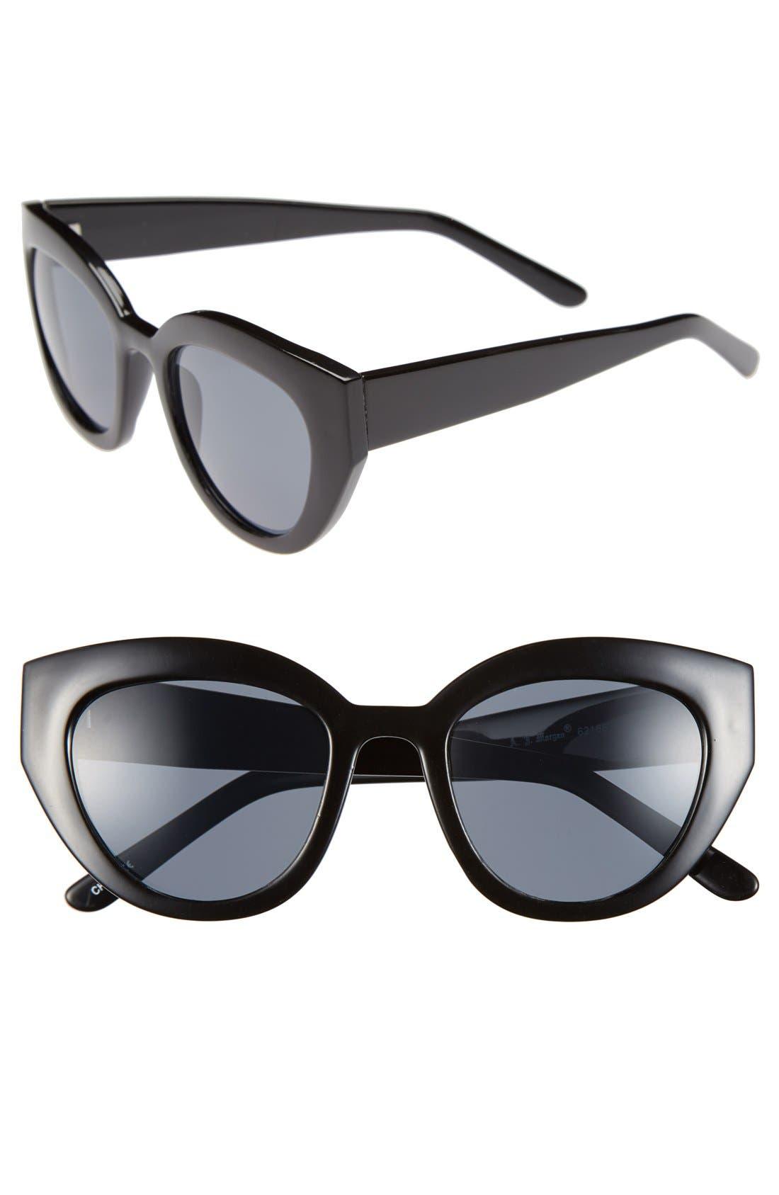 Main Image - A.J. Morgan 'Maybe' 47mm Sunglasses