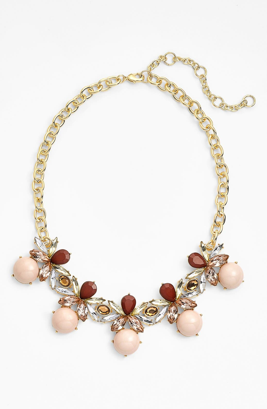 Alternate Image 1 Selected - Lee by Lee Angel Frontal Necklace (Nordstrom Exclusive)