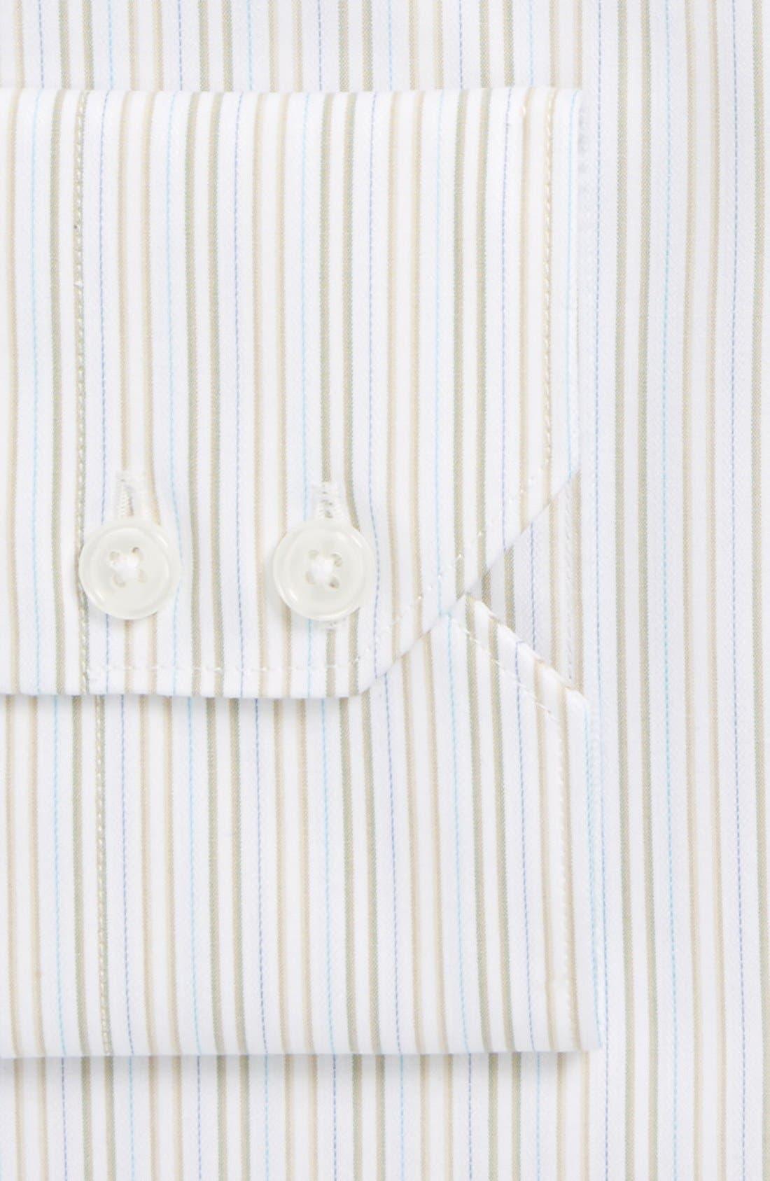 Alternate Image 2  - Vince Camuto Modern Fit Stripe Dress Shirt