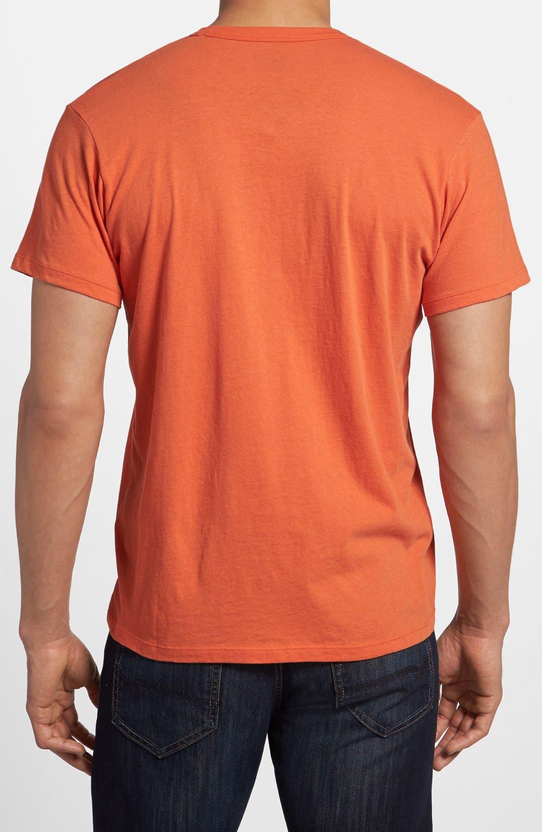 Alternate Image 2  - 47 Brand 'Baltimore Orioles - Flanker' Graphic T-Shirt