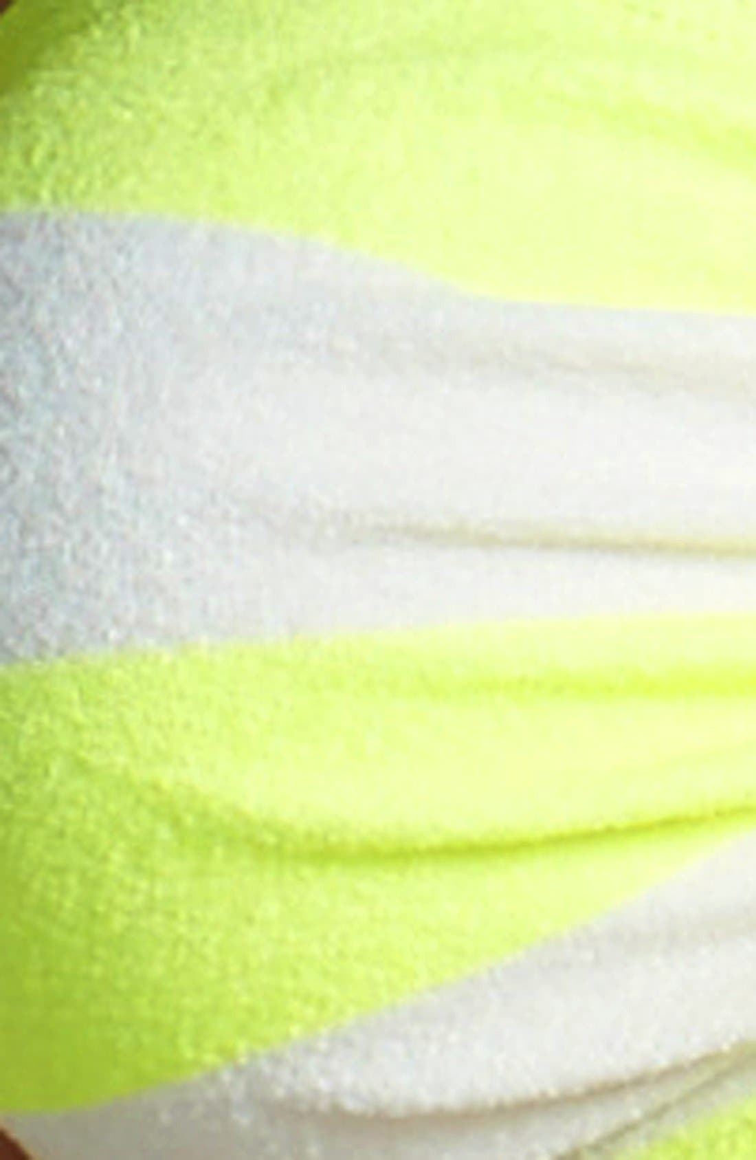 Alternate Image 5  - Juicy Couture Beach 'Sixties Stripe' Ring Bandeau Bikini Top
