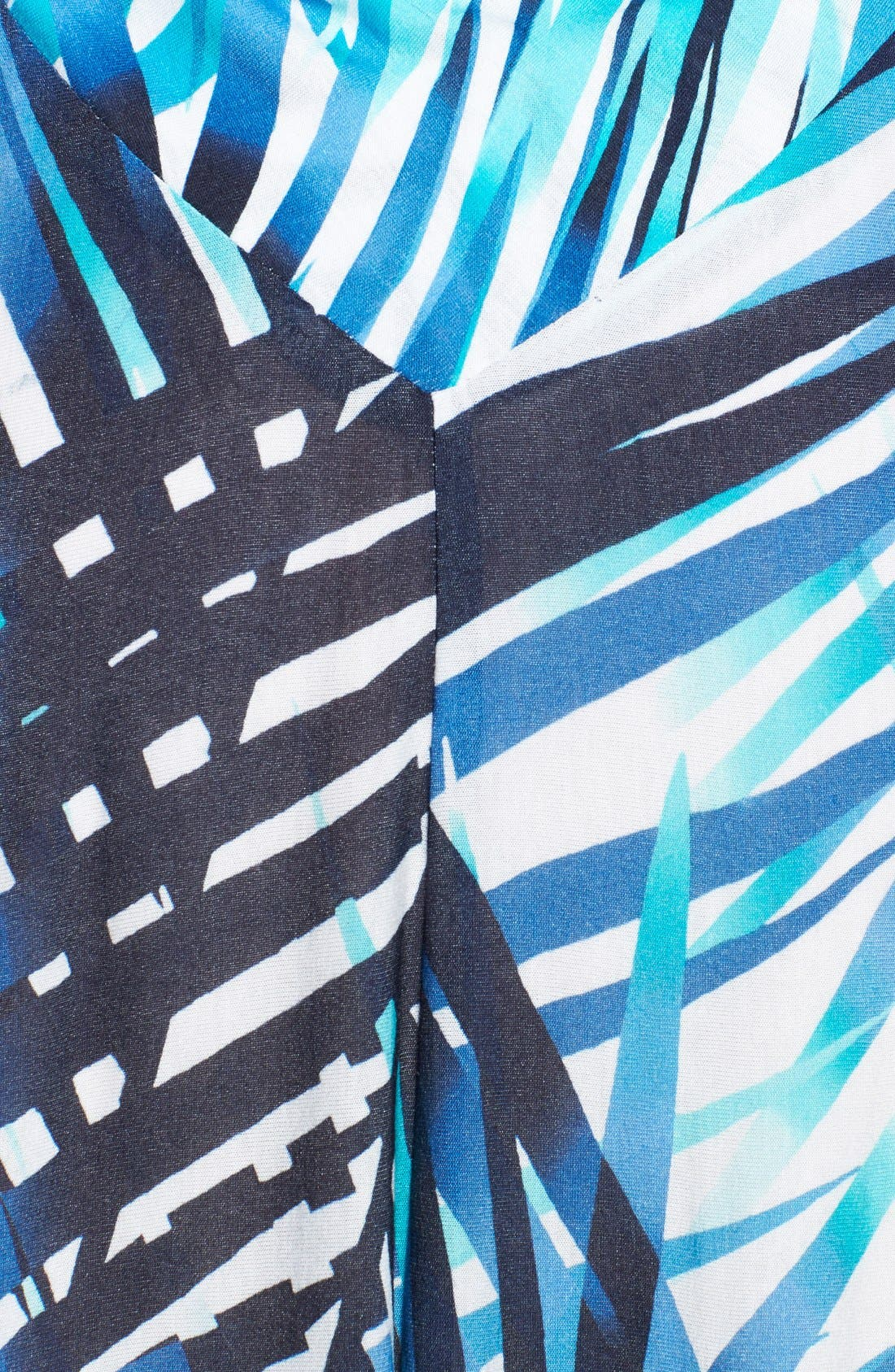 Alternate Image 3  - Trina Turk 'Biscayne' Print Halter Maxi Dress