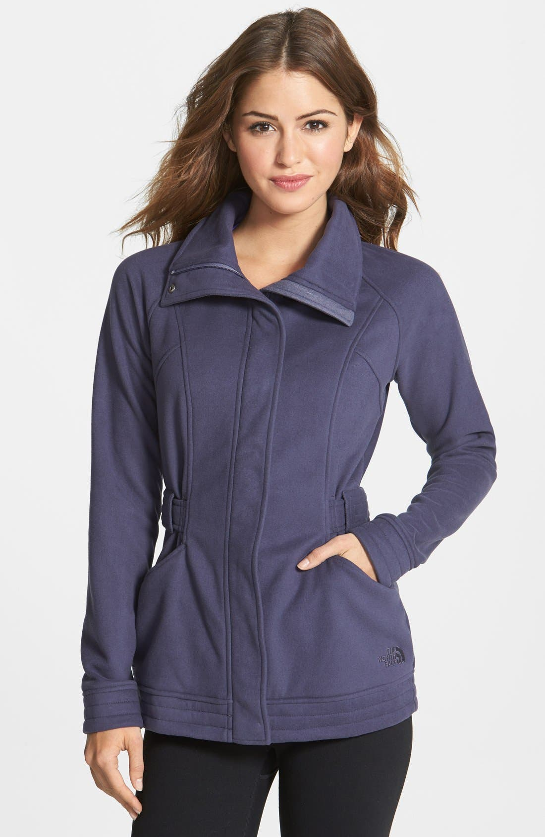 Main Image - The North Face 'Avery' Fleece Jacket (Nordstrom Exclusive)