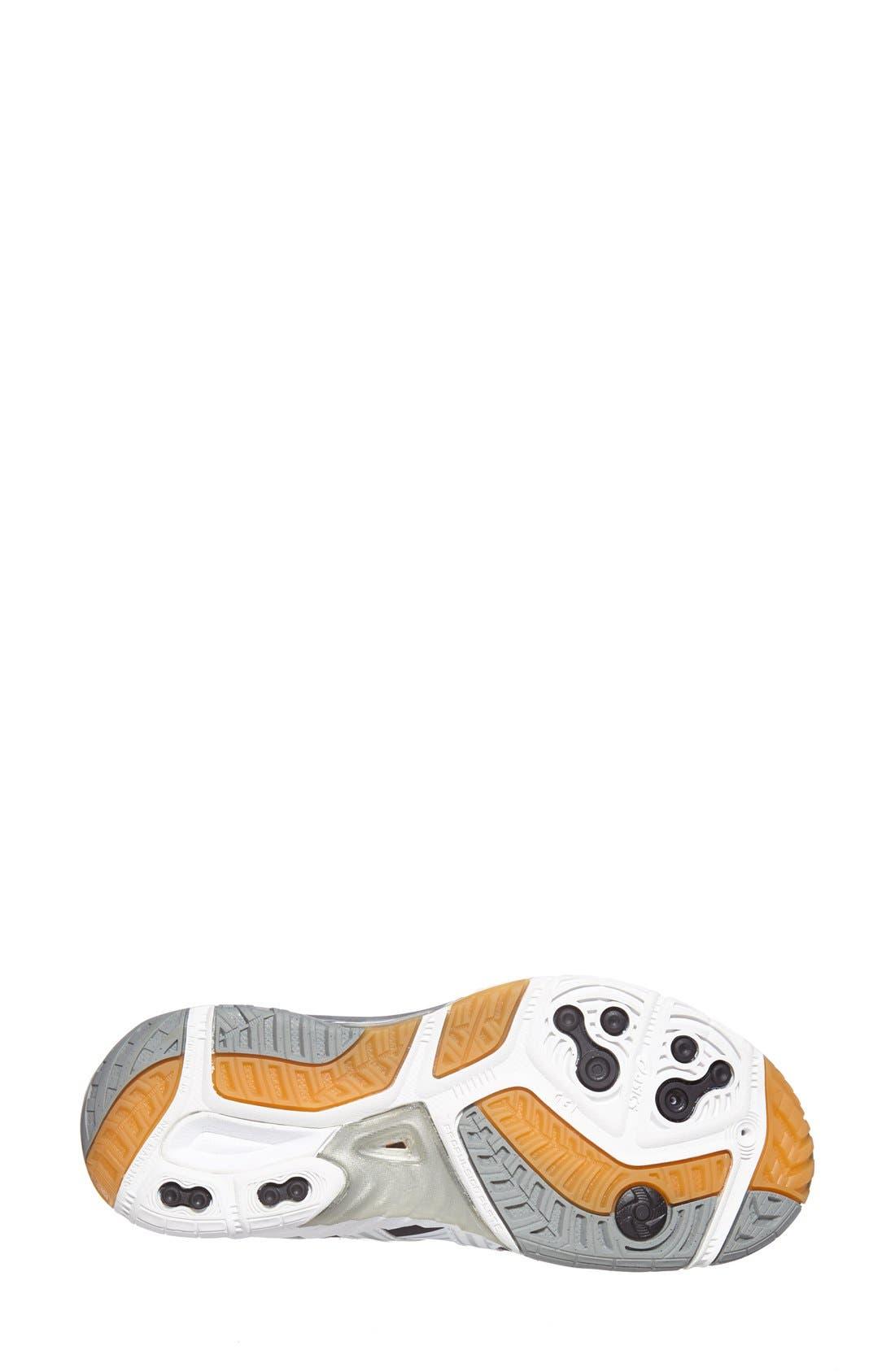 Alternate Image 4  - ASICS® 'GEL-Sensei 4' Volleyball Shoe (Women)