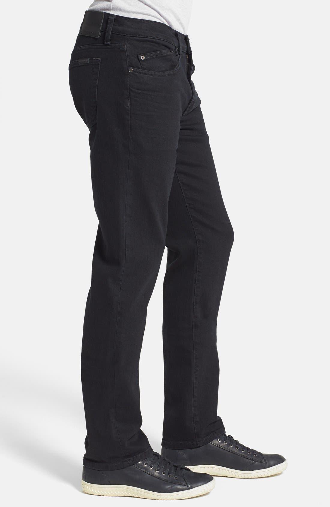 Alternate Image 3  - Joe's 'Brixton' Slim Fit Jeans (Zayden)