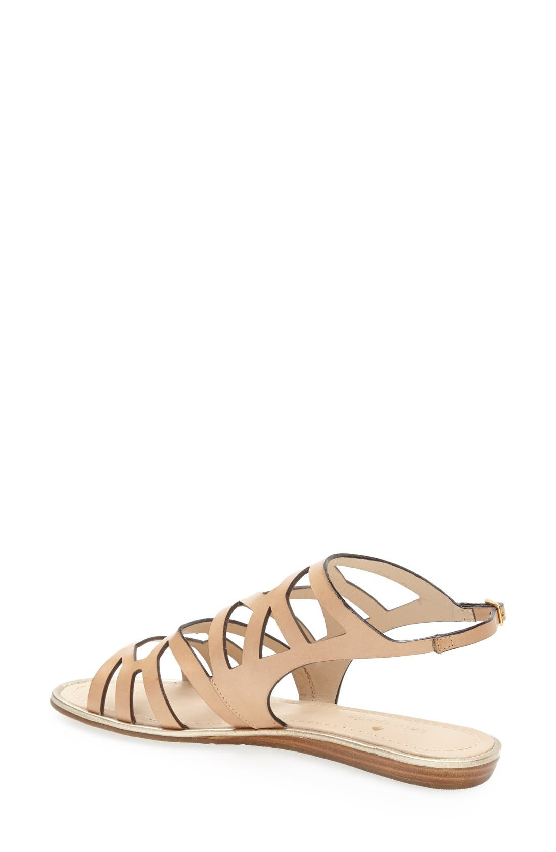 Alternate Image 2  - kate spade new york 'aster' flat sandal