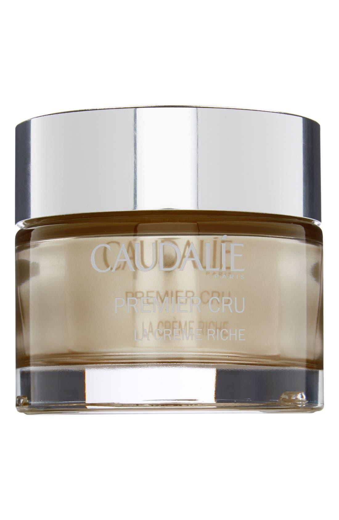 CAUDALÍE Premier Cru La Crème Rich Ultimate Anti-Aging Rich Cream