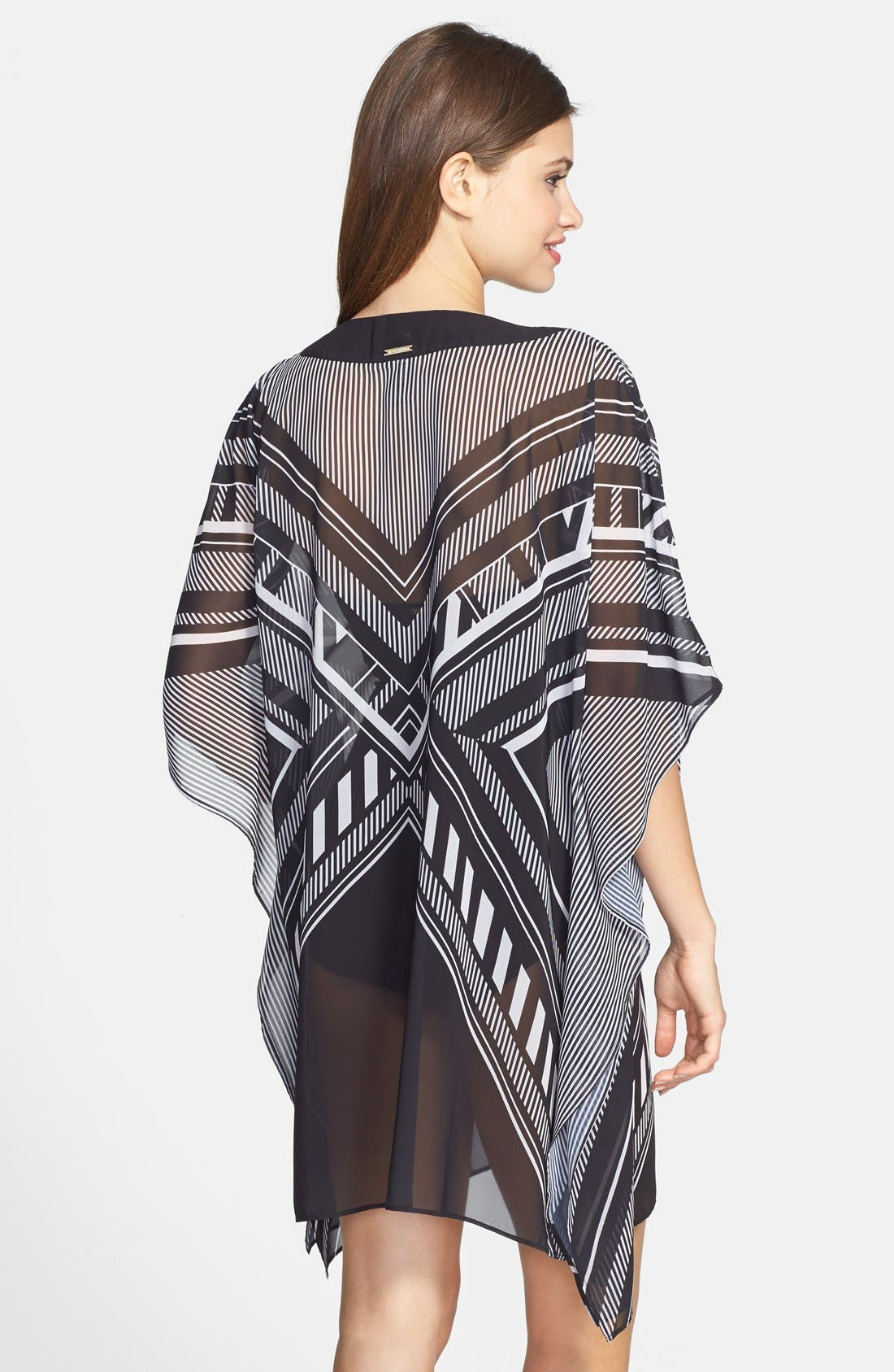 Alternate Image 2  - Vince Camuto Geometric Cover-Up Tunic