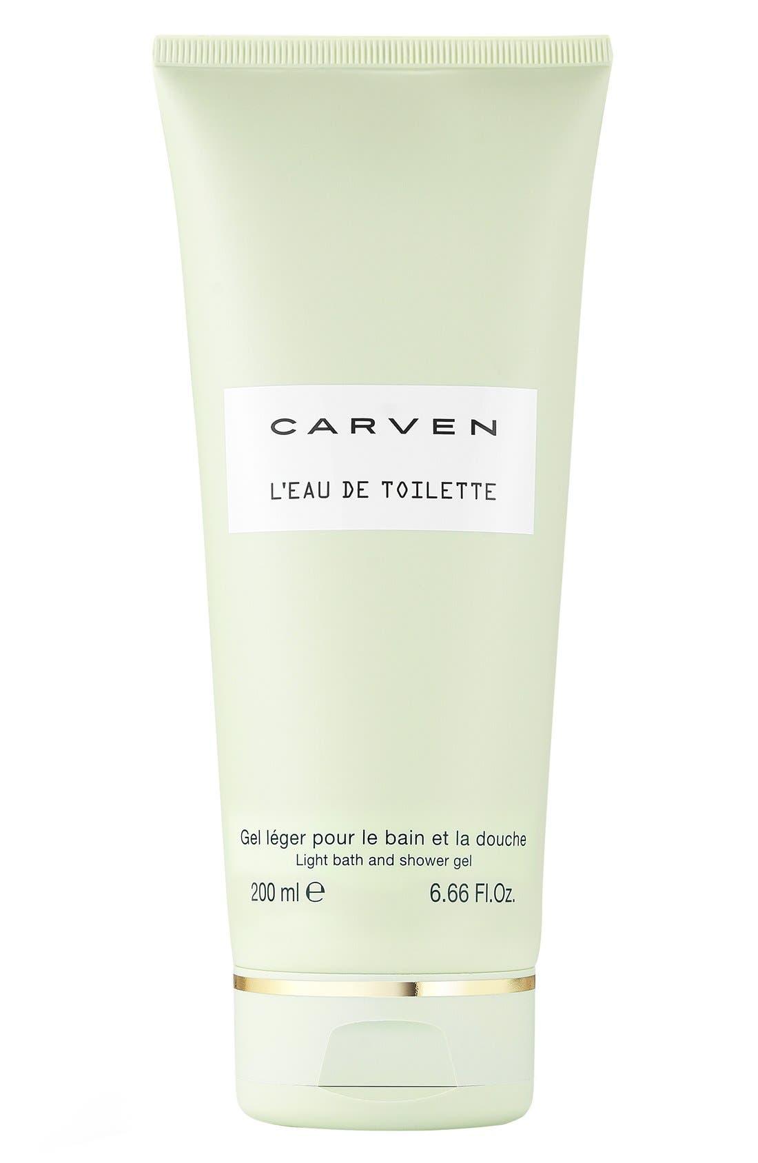 Carven L'Eau de Toilette Light Bath & Shower Gel