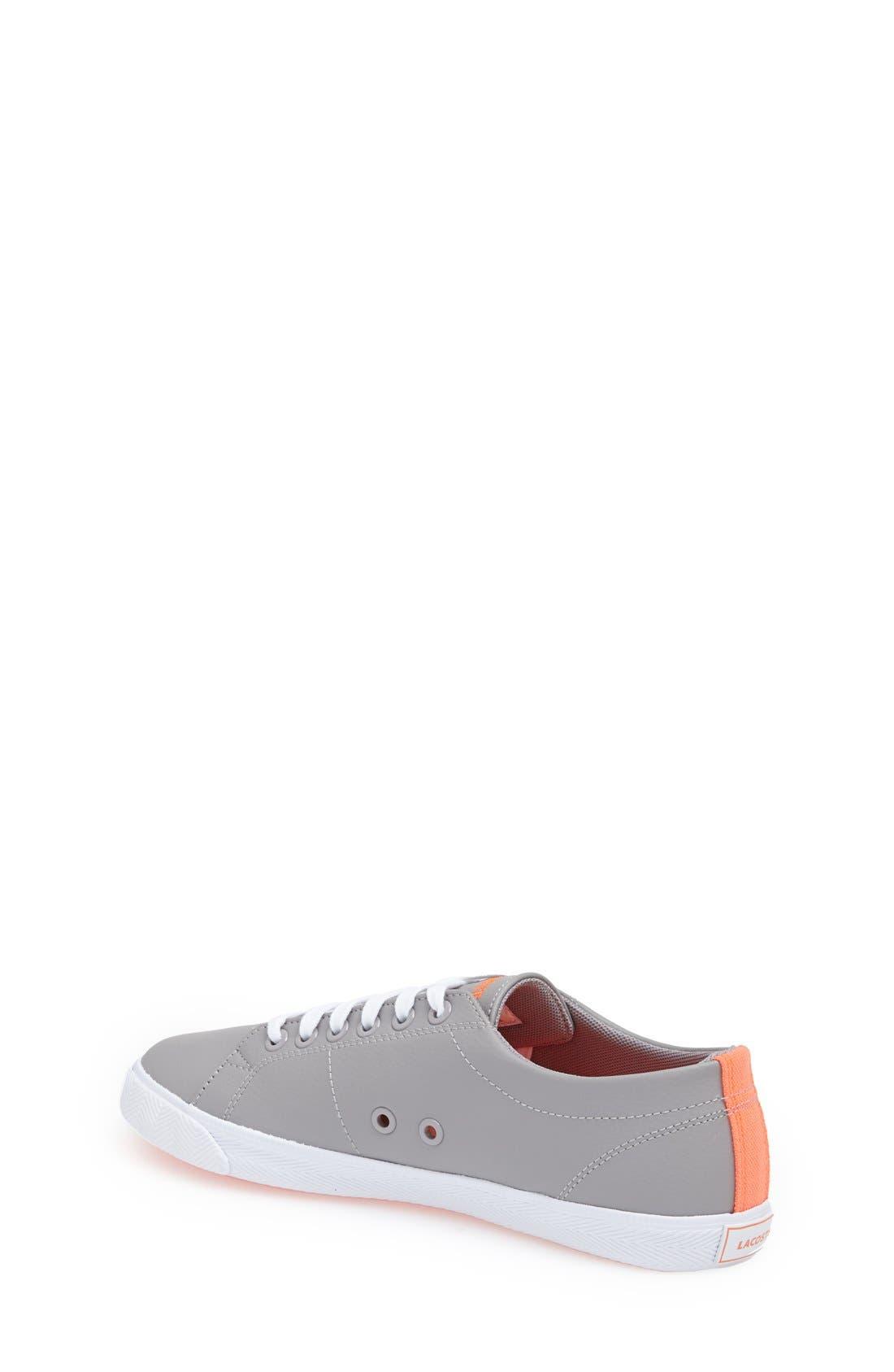 Alternate Image 2  - Lacoste 'Marcel' Sneaker (Toddler, Little Kid & Big Kid)