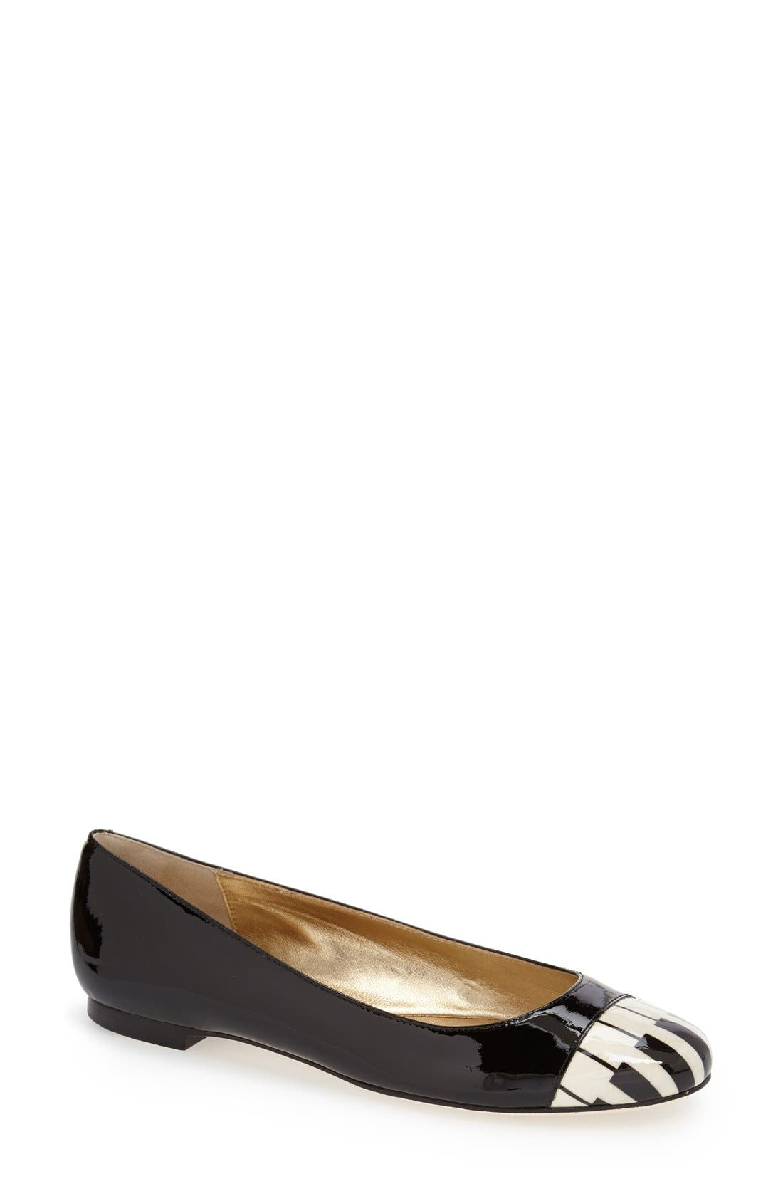Main Image - kate spade new york 'jazz' flat (Women)