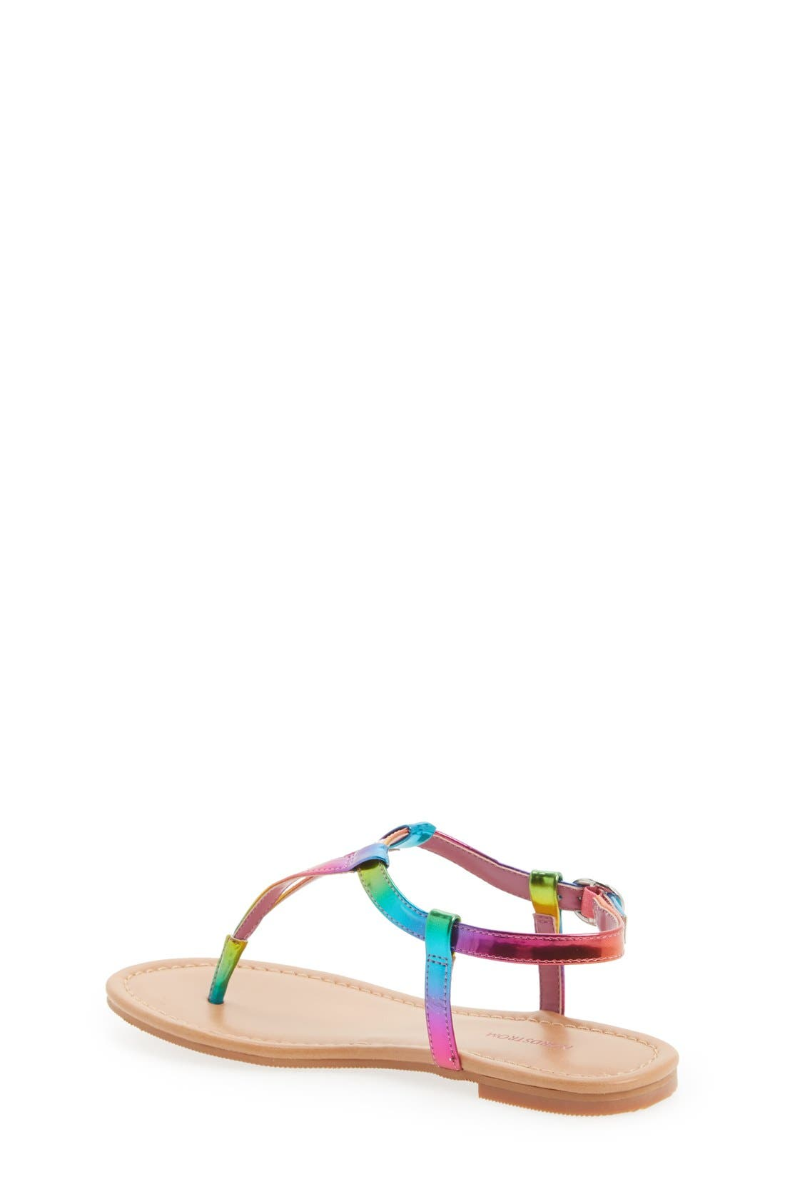 Alternate Image 2  - Nordstrom 'Audra' Sandal (Toddler, Little Kid & Big Kid)