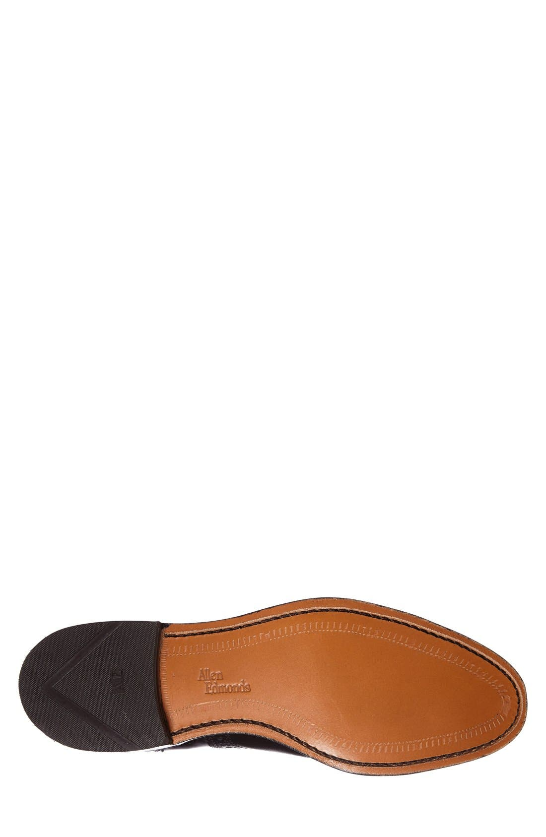 Alternate Image 4  - Allen Edmonds 'Strand' Cap Toe Oxford (Men)