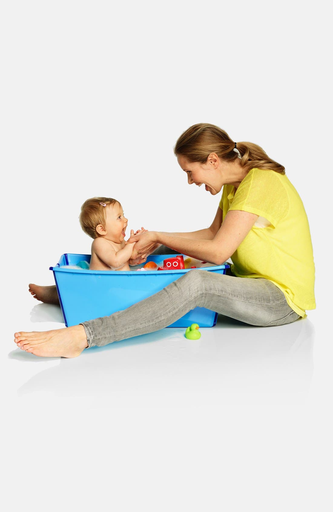 Alternate Image 6  - Stokke 'Flexi Bath®' Foldable Baby Bathtub
