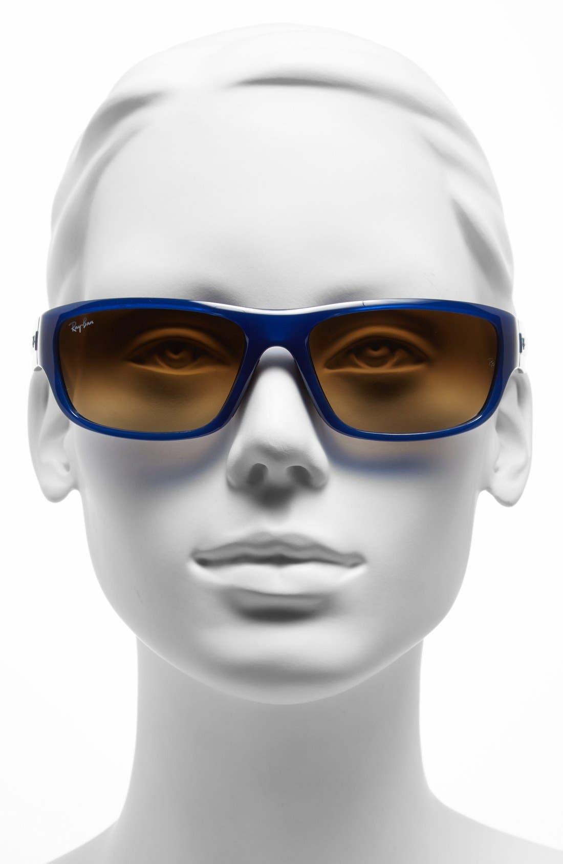 Alternate Image 2  - Ray-Ban 61mm Sunglasses