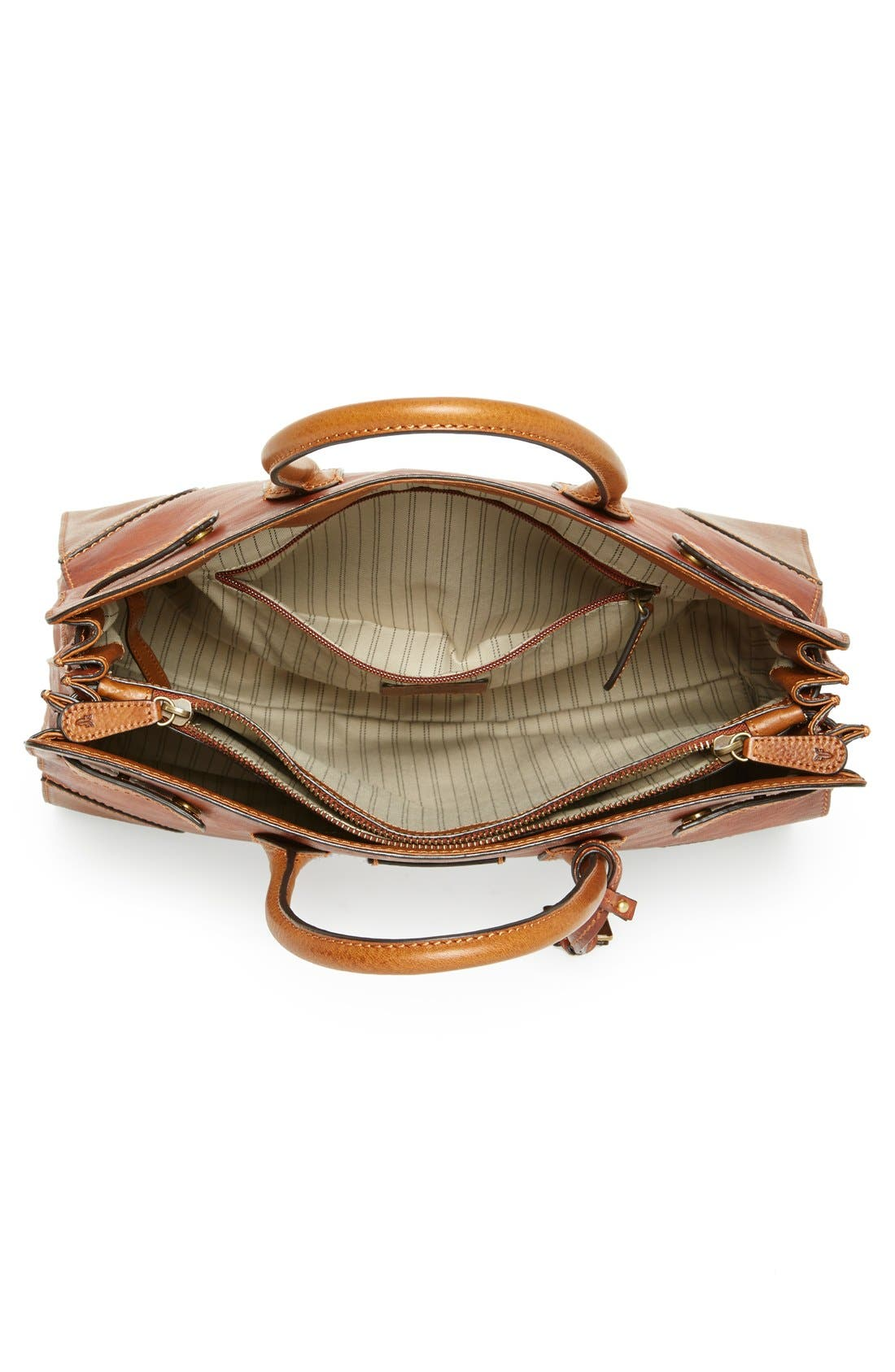 Alternate Image 3  - Frye 'Michelle' Leather Work Tote